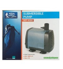 Aqua Magic WP-4000 Sump Kafa Motoru 2000 Lt