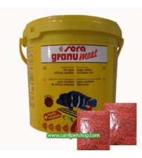 Sera Granured (Granu Meat)Ciklet Yemi 110 Ml