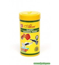 Ahm Guppy Granül Food 100 Ml