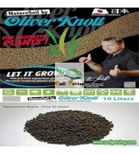 Oliver Knott Nature Soil Black Fıne Siyah(2-3mm) 3 Lt