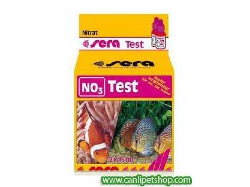 Sera Nitrat Test (NO3) 15 ml 60 Adet