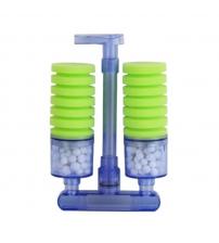 Pipo Filtre Xinyou İKİLİ Biyolojik Dikey Sünger Filtre XY-2882