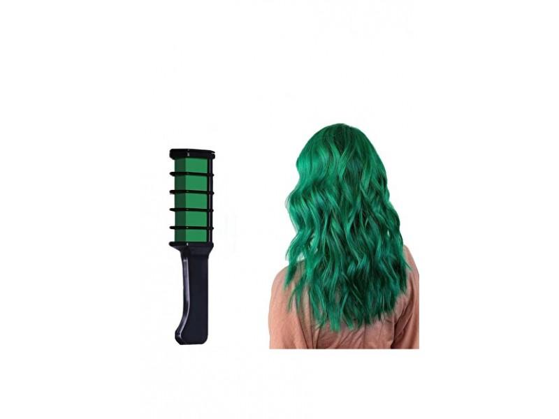 Magic Hair Hairchalk Mini Taraklı Saç Tebeşiri YEŞİL