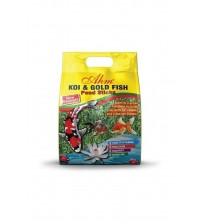Koi ve Japon Balığı Bitkisel Yem (AHM Green Pond Sticks 1 Kg )
