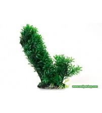 Yeşil Plastik Bitki 15 cm (20015)