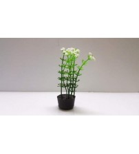 Plastik Bitki 12 cm Papatya