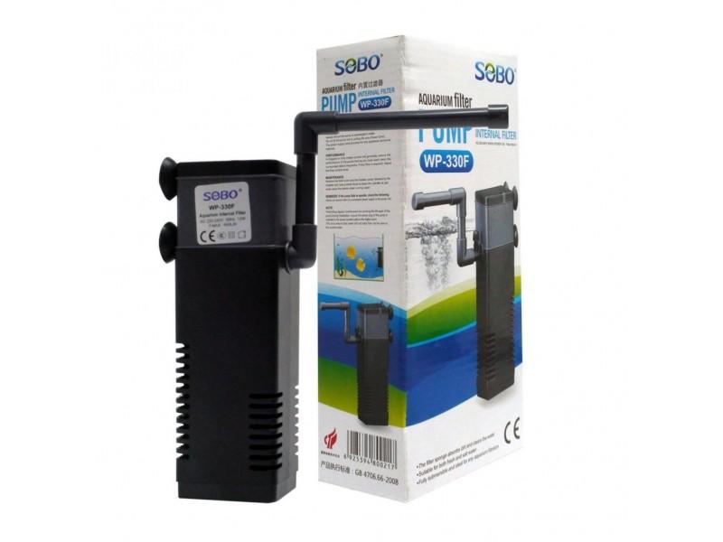 Sobo Akvaryum İç Filtre WP-330F 12W. 600Lt /Saat