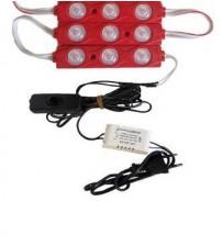 Power Led 4,5 Watt  40-60 Cm Akvaryumlar İçindir 3 Ad Kırmızı RENK