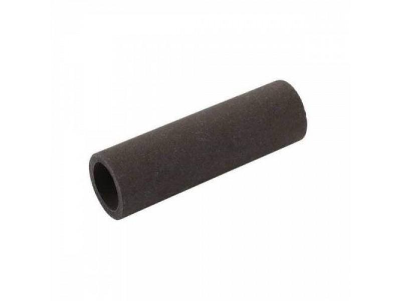 Karides Seramik Boru Tekli Siyah 5 cm