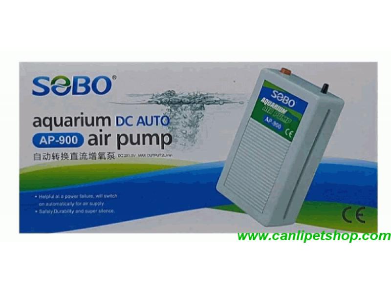 Sobo AP-900 Pilli ve Elektrikli Hava Motoru