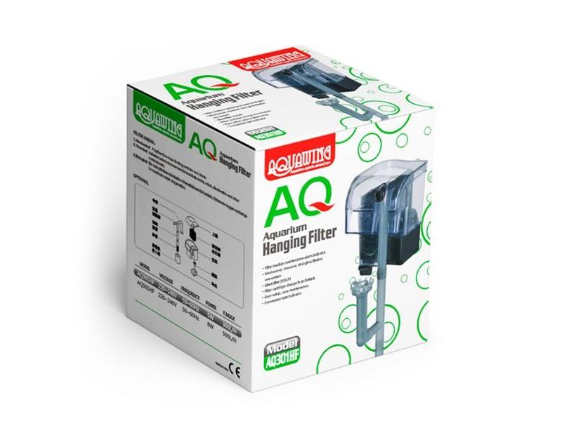 AquaWing AQ301HF Akvaryum Şelale Filtre 5W 300L/H