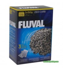 Fluval Zeo-Carb Karbon Zeolit Karışımı (450gr)