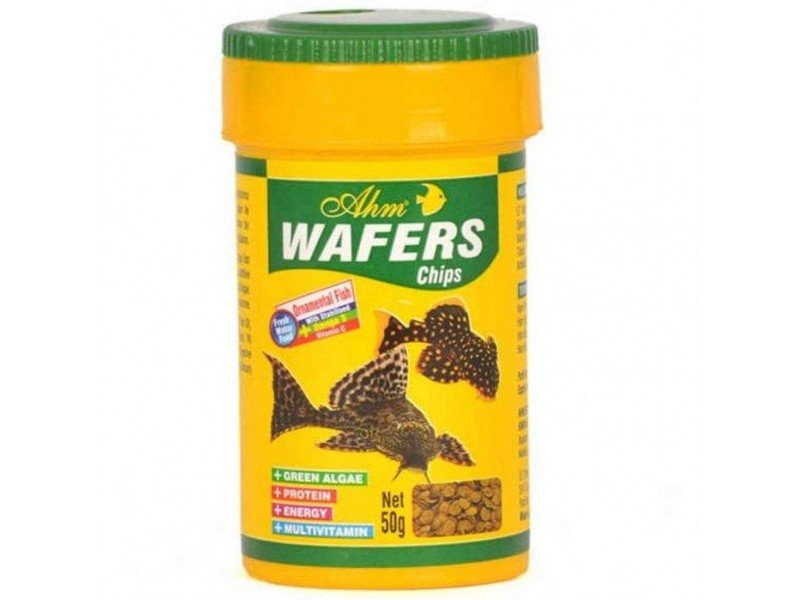 AHM Marin Wafers Chips 100ML