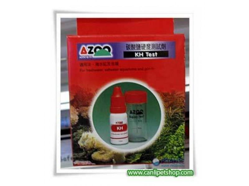 Azoo KH Karbon Testi