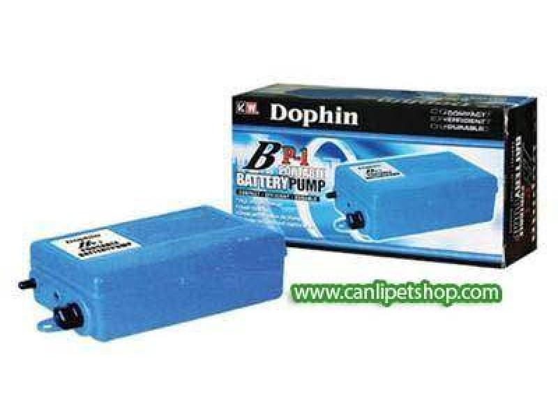 Pilli Hava Motoru (Dolphin BP-1 ) Hediyeli