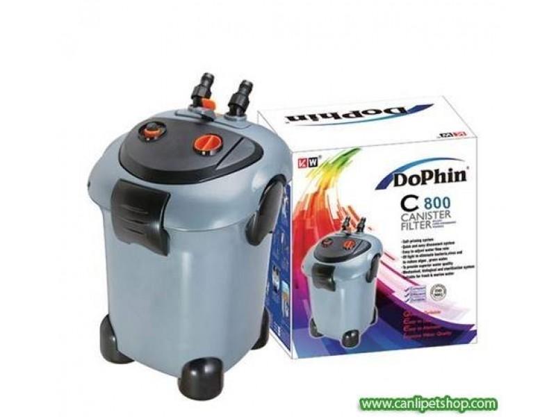 Dolphin CF 800 Dış Filtre 800-850 L/S (UV LAMBALI)
