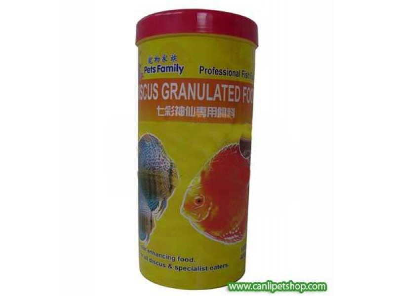 Pets Family Discus Granulated 1000 ml