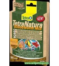 Tetra Natura Bloodworm Mix(Kan Kurdu) 4 Gr 1 Adet