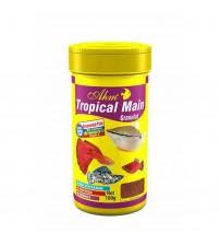 Ahm Tropical Main Granulat Renk Canlandıran Balık Yemi 250 Ml
