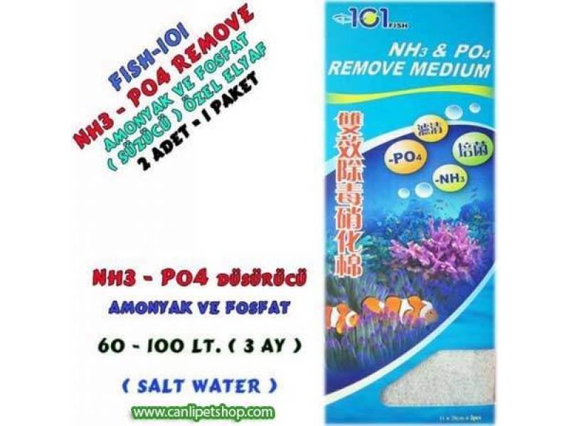 Amonyak ve Fosfat Süzücü Elyaf 1 Pkt (PO4-NH3)