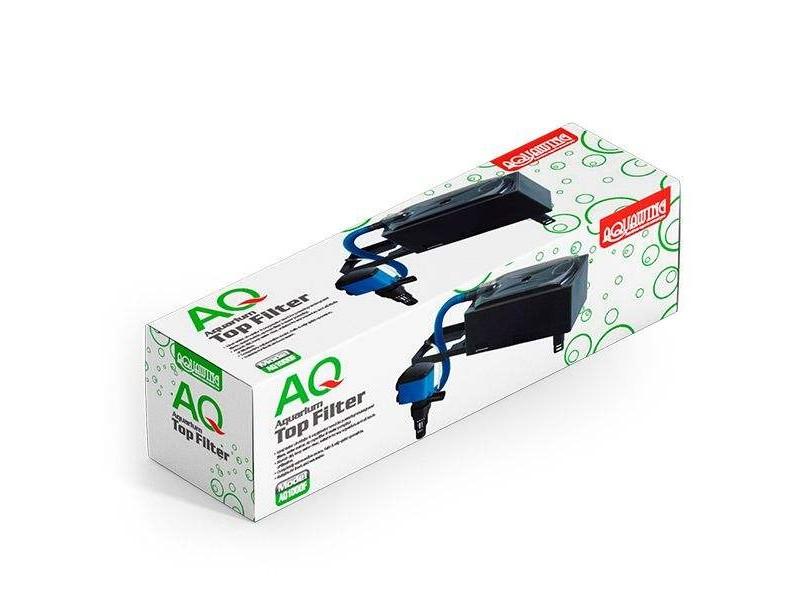 AquaWing AQ1000F Akvaryum Tepe Filtre 15 W 880 Litre