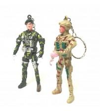 Komando Asker Anahtarlık 1 Adet