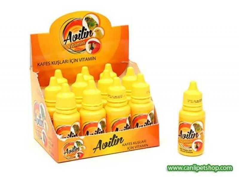 Avilin Kuş Vitamini 40 ml