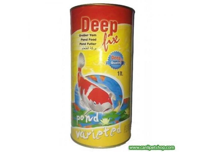 Deep Fix Pond varieted  Ordövr Yem 1 Litre