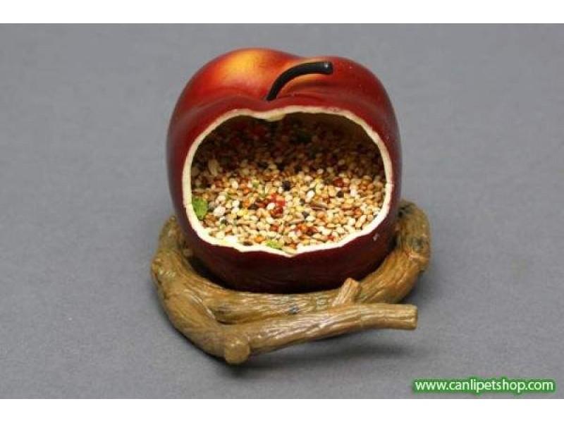Tünekli Yemlik Elma Şekilli 1 Ad