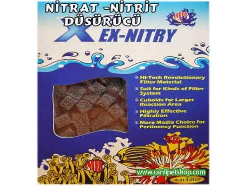 Nitrat ve Nitrit Düşürücü Filtre Malzemesi 2 lt (Natural Color)