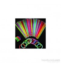 Glow Stics Kırılan Çubuk Işık 10 adet