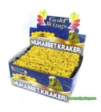 Gold Wings Kraker Muhabbet İçin 20 Ad Kampanya