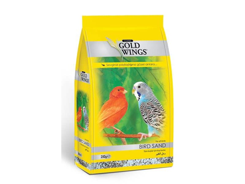 Kuş Kumu Mineralli 250 Gr Sindirim İçin (GWC)