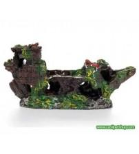 Gemi Tek Parça Delikli 24 cm (104)