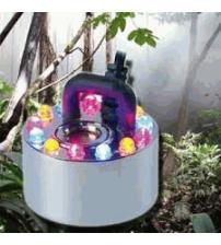Hailea Sis Duman Makinesi Led Çok Renkli 310-MM2