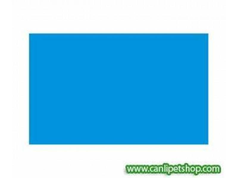 Arka Fon 10 cm (mavi) Yükseklik 60 Cm