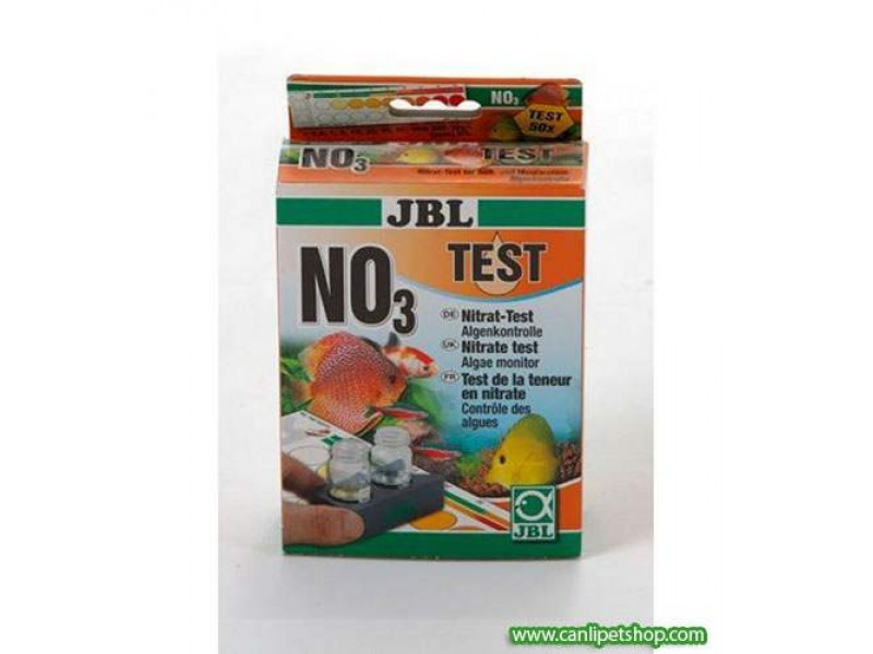 Jbl Nitrat Test (NO3) 15 ml 60 Adet