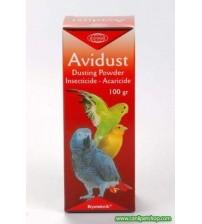 Biyoteknik Avidust Kuşlar İçin Ektoparaziter Toz 100 GR.