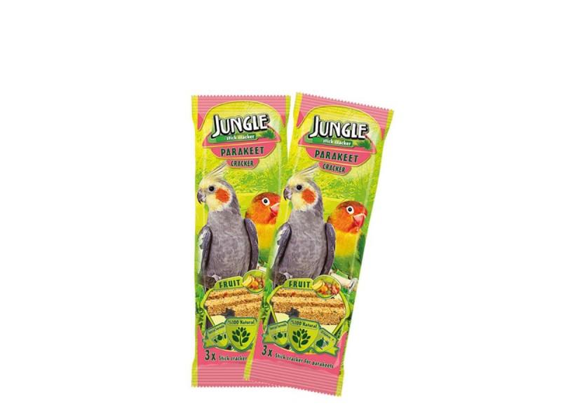 Jungle Paraket Krakeri 1 Paket 3 Adet