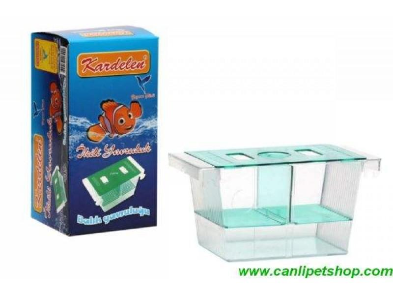 Plastik Yavruluk Kardelen İkili Balık Yavruluk