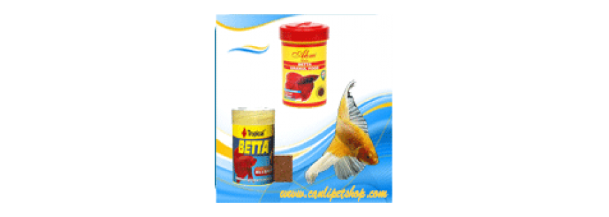 Beta Balık Yemi