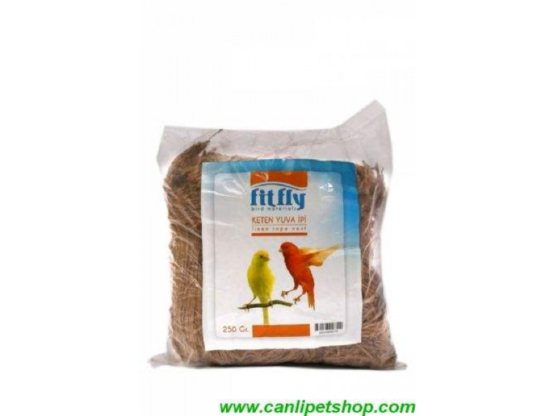 Fitfly Keten Yuva İpi 250 Gr (Antibakteriyel)