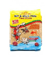 Koi ve Japon Balığı Doğal Yem (AHM Natural Pond Sticks 1 Kg)