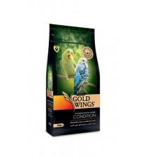 Gold Wings Yem Muhabbet Kuşu Kondisyon ve Kızıştırıcı 200 Gr