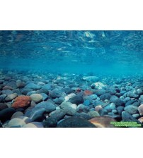 Arka Fon  (Nehir Taşları) 50 cm Uzunluk Yükseklik 30