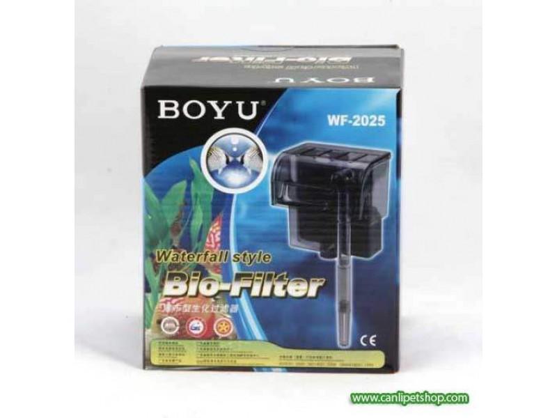Şelale Filtre BOYU WF-2025