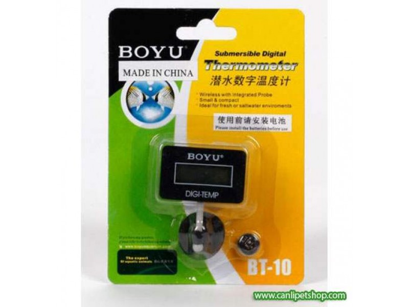 Elektronik Derece Diktörgen Şekilli  (Boyu-Bt-10)