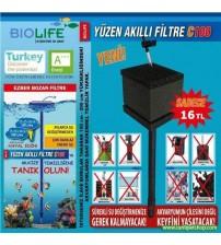 Biolife C160 Yüzen Akıllı Filtre