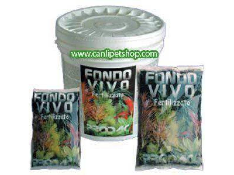 Prodac Fondovivo 10 lt 8 Kg Bitki Gübresi